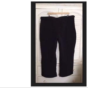 Vertical 9 black snow pants 3XL